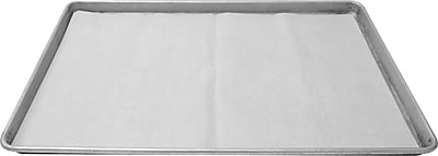 Gen® Quilon Baking Pan Liner, White, 24 3/8