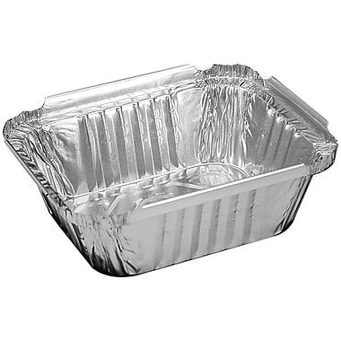 Handi-Foil® 206030 Aluminum Oblong Pan, 1 11/16
