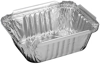 Durable™ Aluminum Oblong Pan, 1-11/16