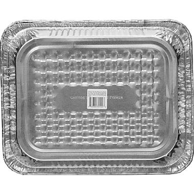Handi-Foil® 321-40-100U Aluminum Food Container, 2 1/2
