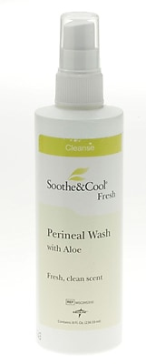 Soothe & Cool® Perineal Spray Washes, Scented, 8 oz, 12/Pack