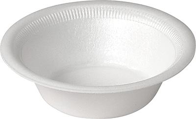 SOLO Center Piece RSFB12 Dinnerware Bowl, Polystrene