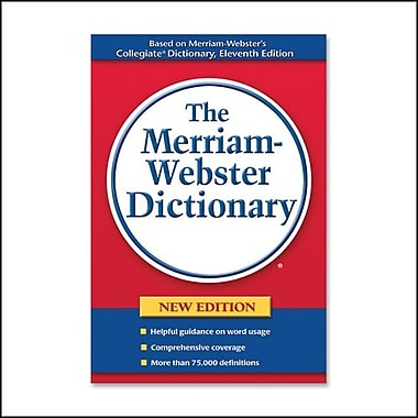 Le dictionnaire Merriam-Webster