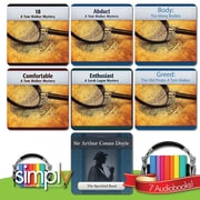 Tom Walker: 6 Mysteries & Speckled Band Audiobooks Collection-Download