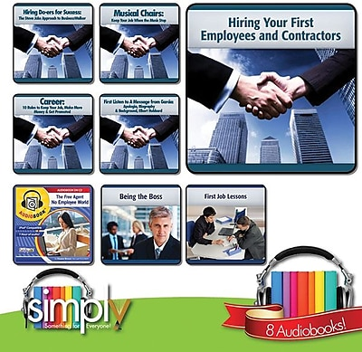 Career & Job Audiobooks Collection-Download