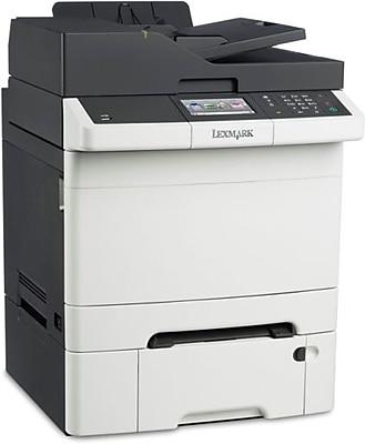 Lexmark™ CX410DTE Multifunction Color Laser Printer (LEX28D0600)