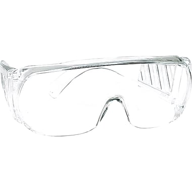 Dentec Aston Visitor Safety Glasses, Clear Lens