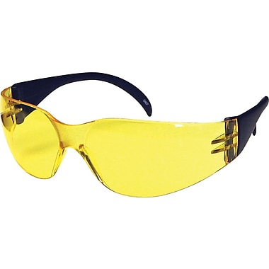 Dentec Citation 931 Safety Glasses Series Eyewear, Yellow Lens