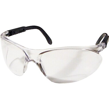 Dentec Citation 932 Safety Glasses Eyewear with Ratchet and Adjustable Temples, Anti-Fog Lens