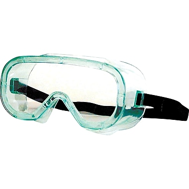 Dentec Safety-Flex Safety Googles - Series 22, Clear AF Lens, Indirect Vent