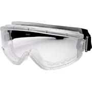 Dentec Cambridge Chemcial Splash & Impact Safety Goggle, Clear Polycarbonate Lens