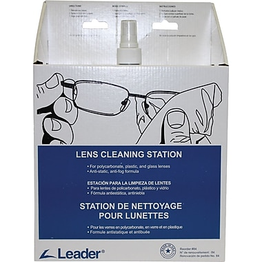Dentec Maintenance Free Lens Cleaning Station, Large