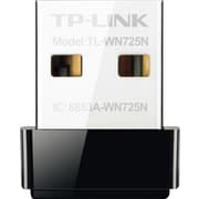 TP-LINK 150Mbps Wireless N Nano USB Adapter (TL-WN725N)