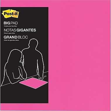 Post-it® Big Pad, 15