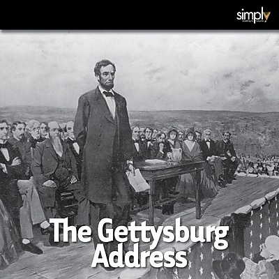 Gettysburg Address & Emancipation Proclamation Audiobook-Download