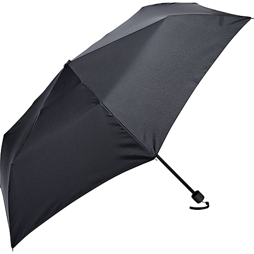 Samsonite Manual Round Umbrella, Black