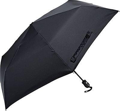 Samsonite Compact Auto Umbrella, Black