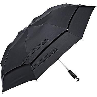 Samsonite Windguard Automatic Open Umbrella, Black