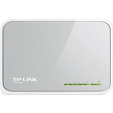 TP-LINK – Commutateur de bureau 5 ports 10/100 Mops (TL-SF1005D)