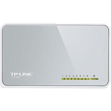 TP-LINK – Commutateur de bureau 8 ports 10/100 Mops (TL-SF1008D)