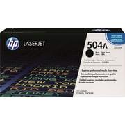 HP504A (CE250A) Cartouche de toner HPLaserJet noir d'origine