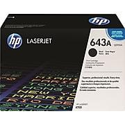 HP 643A Black Standard Yield Toner Cartridge (Q5950A)