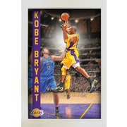 Kobe Bryant Pop Out Framed Collage 20x32