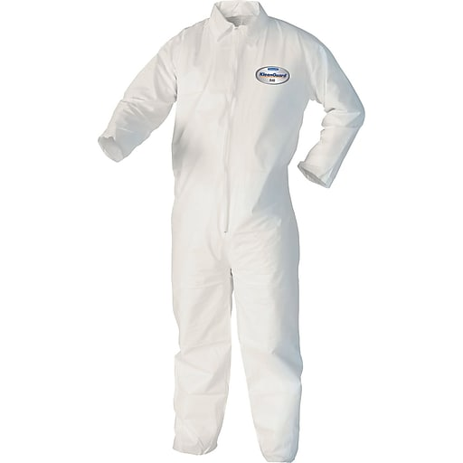 KleenGuard® A40 Liquid and Particle Protection Apparel Coveralls, 3-Extra Large, 25/CT