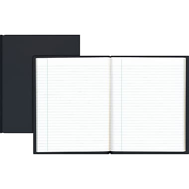 Staples® - Cahiers de notes à couverture rigide, 9 1/4 po x 7 1/4 po, 192 pages