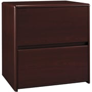 Bush Business Furniture Northfield 30W Lateral File Cabinet, Harvest Cherry (EX17781)