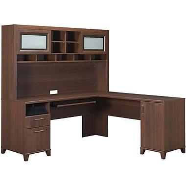 Bush Furniture Achieve Hutch, Sweet Cherry (PR67611)