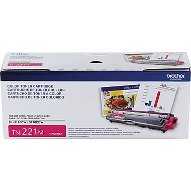 Brother TN221 Magenta Toner Cartridge (TN221M)