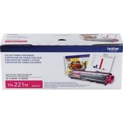 Brother TN-221M Magenta Toner Cartridge