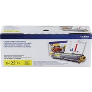 Brother - Cartouche de toner TN221Y jaune