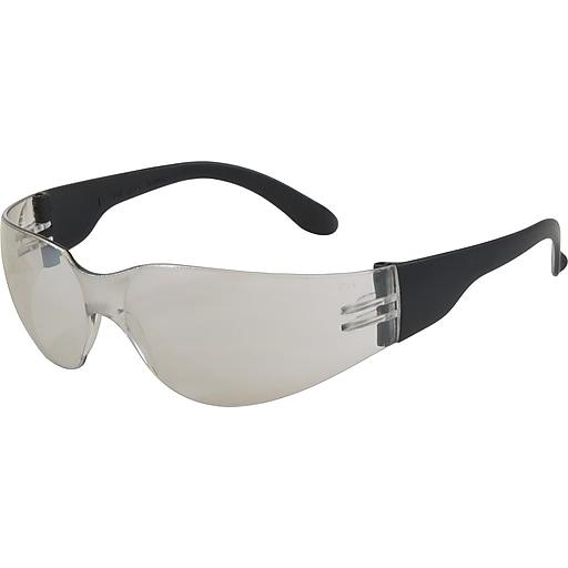 Bouton® Optical Eyewear, Zenon Z12, Black Temples, Rimless Indoor/Outdoor Lens, Anti-scratch Coating
