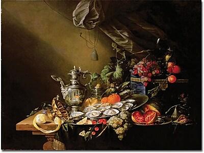 Trademark Global Cornelis De Heem