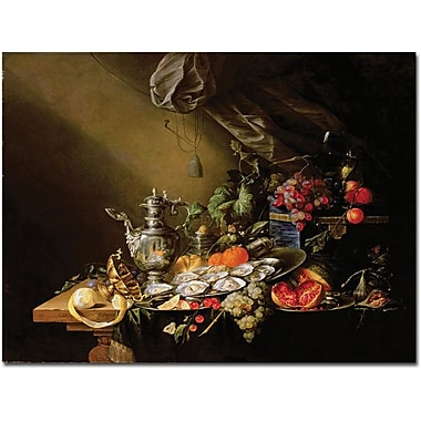 Trademark Global Cornelis De Heem