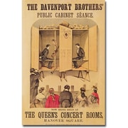 "Trademark Global ""The Davenport Brothers 1865"" Canvas Art, 47"" x 30"""