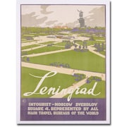 "Trademark Global ""Leningrad, 1930"" Canvas Art, 24"" x 18"""