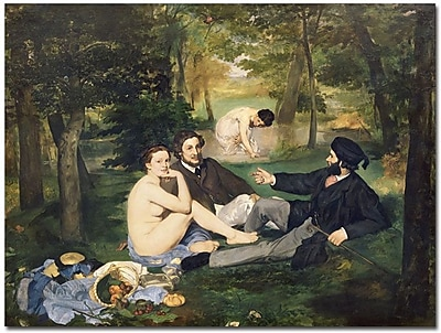 Trademark Global Edouard Manet