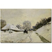 "Trademark Global Claude Monet ""The C1865"" Canvas Art, 30"" x 47"""