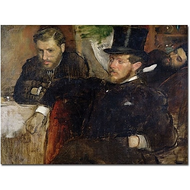 Trademark Global Edgar Degas