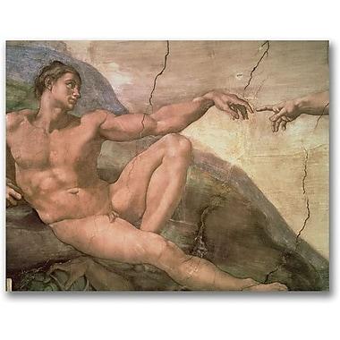 Trademark Global Michelangelo