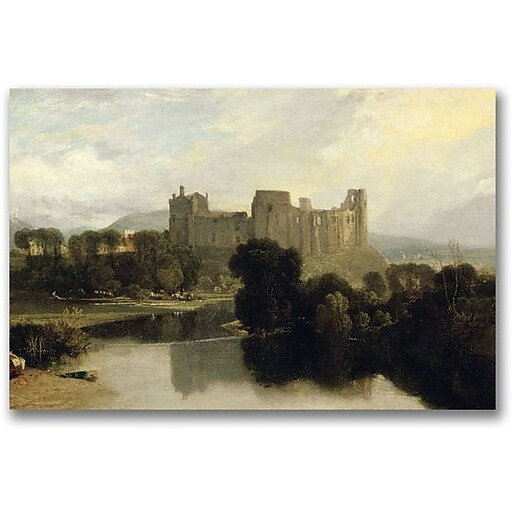 "Trademark Global Joseph Turner ""Cockermouth Castle"" Canvas Art, 16"" x 24"""