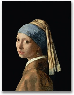 Trademark Global Jan Vermeer
