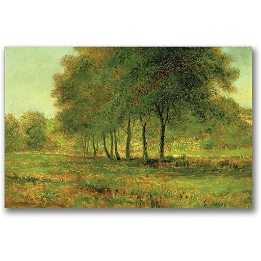 "Trademark Global George Inness ""Summer"" Canvas Art, 16"" x 24"""