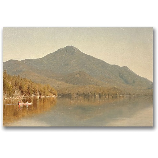 "Trademark Global Sanford Gifford ""Mount Whitface"" Canvas Art, 30"" x 47"""