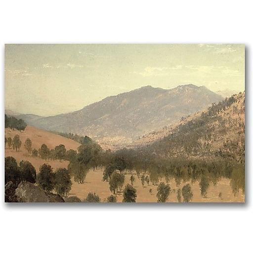"""Trademark Global John Kensett """"Bergen Park, Colorado"""" Canvas Art, 30"""" x 47"""""""