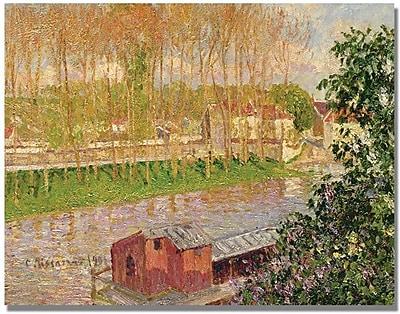Trademark Global Camille Pissaro