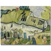"Trademark Global Vincent Van Gogh ""The Farm in Summer"" Canvas Art, 24"" x 32"""